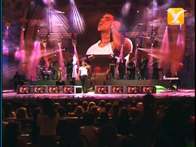 2006 ›› Alejandro Fernández - Sin Tantita Pena | Festival de Viña 2006