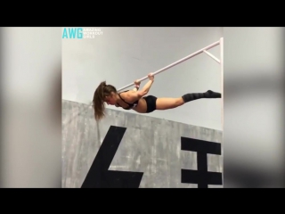 Super EXPLOSIVE WORKOUT Girl - Demi Bagby