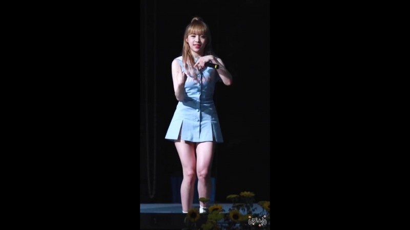 160423 Lotte World Concert| OH MY GIRL - Cupid