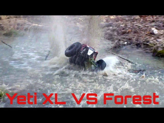 First Run With Axial Yeti XL