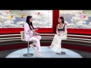 Зара в прямом эфире программы Стол заказов на RU TV Zara v progmme Stol Zakazov na RU TV