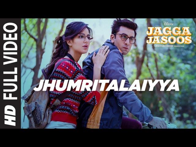 Клип на песню Jhumritalaiyya из фильма Jagga Jasoos - Ранбир Капур и Катрина Каиф
