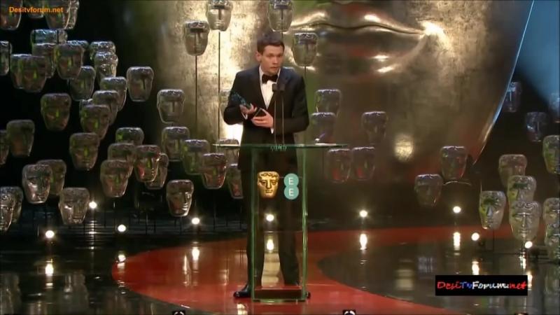 Jack O'Connell wins Rising Star award at BAFTA 2015