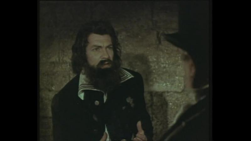Граф Монте-Кристо (1 серия из 2,1955) / Le Comte De Monte Cristo (1955)