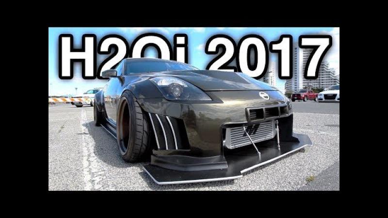 H2Oi 2017 ACME Pop Up Car Meet w Popo's 4Days