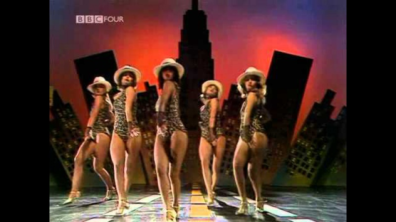 Legs Co Dancing in The City TOTP TX 22 06 1978 20 07 1978