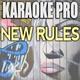 Karaoke Pro - New Rules (Originally Performed by Dua Lipa)