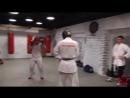 Тренировка по АРБ от14.09.17, спарринг кикбоксинг