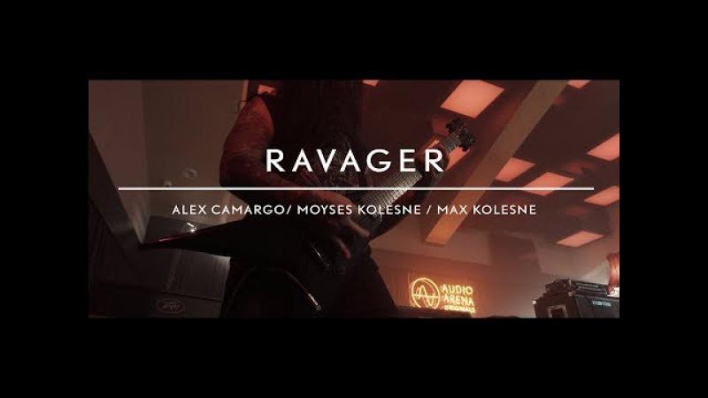 Krisiun - Ravager (AudioArena Originals)