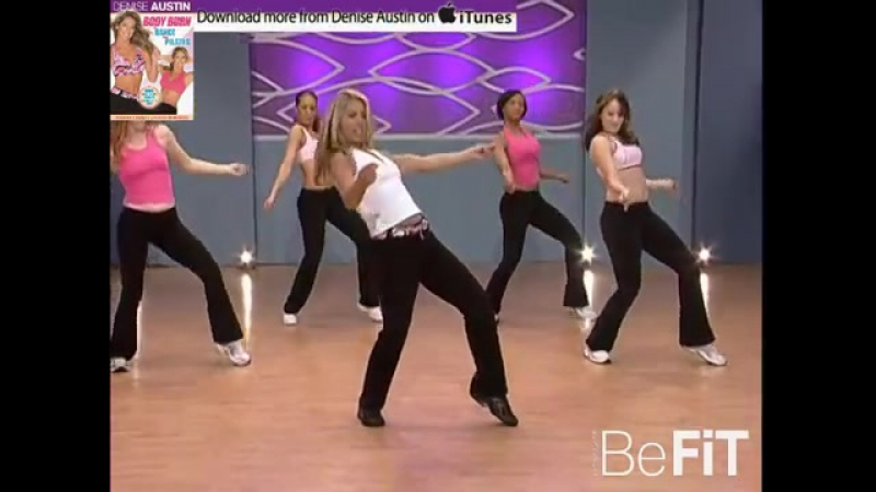 Denise Austin_ Total Body Burn Cardio Dance Workout