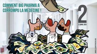 Des médecins en conflit d'intérêts avec Big Pharma critiquent l'hydroxychloroquine