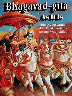 Bhagavad gita-As It Is-Original authorized Macmillan edition