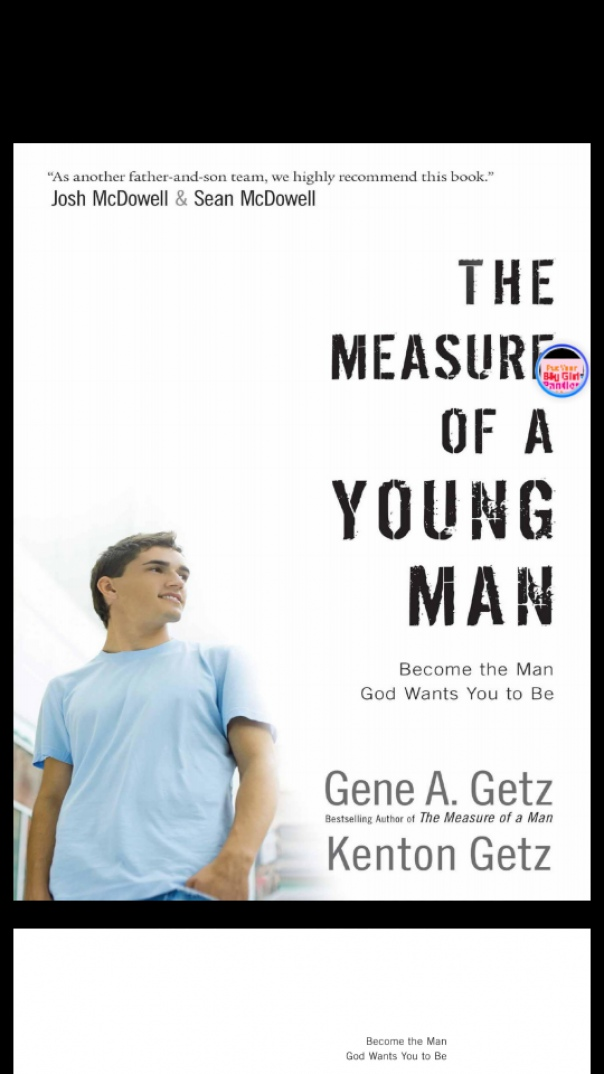 The Measure of a Young Man  Bec - Gene A