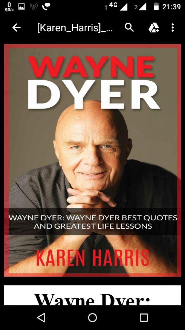 Wayne Dyer Wayne Dyer Best Quotes