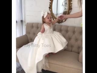 Чудесное платье