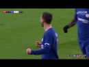 Арсенал 0-1 Челси / гол Азар