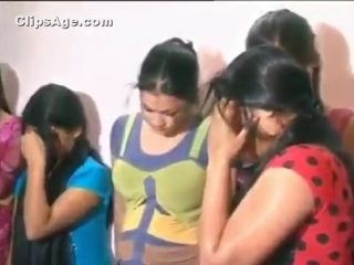 Pakistani college girls caught for prostitution