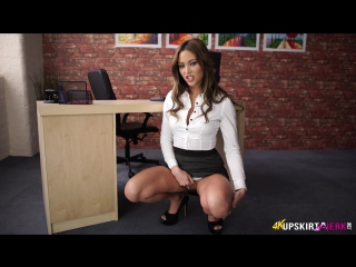 [wankitnow] natalia forrest wank at work [wank wankitnow strapon dildo jerk off instructions joi cei dirty talk]