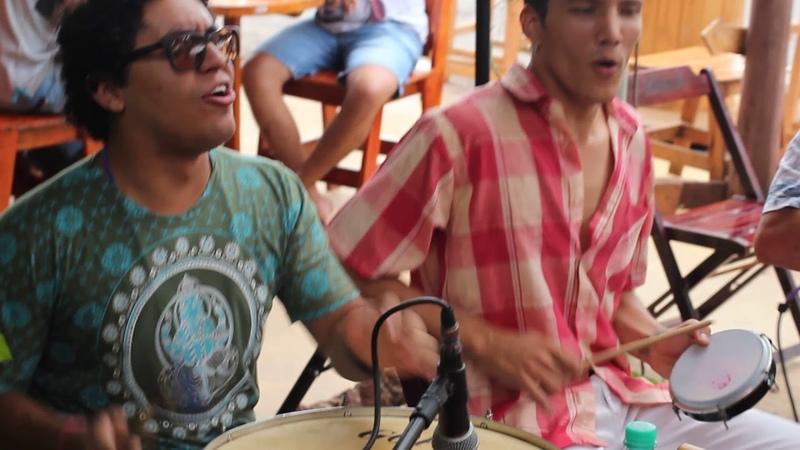 Em 59 balançamos a roseira A mangueira não morre Conjunto Samba Matuto