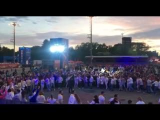 MaxDance. Сальса руэда флешмоб в Екатеринбурге! Фестиваль EKB SALSA FORUM!