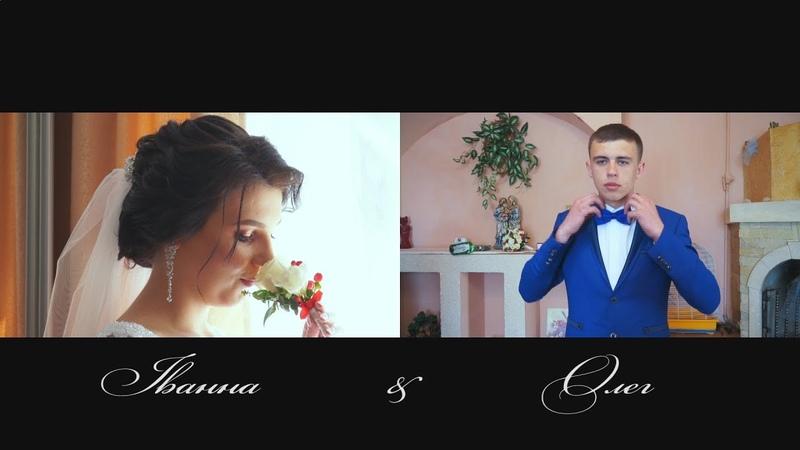 Цікаві кадри з весілля-Іванки та Олега-21-квітня 2018 рік