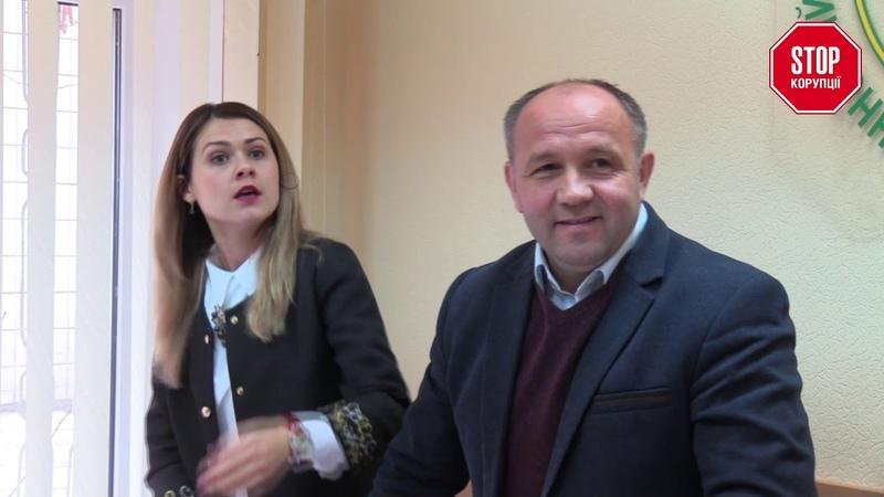 Роман Карпляк вимагає хабарі з Вінницької філії держпідприємства Центр сертифікації насіння