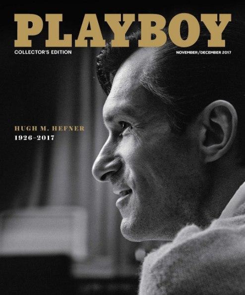 Playboy USA NovemberDecember 2017