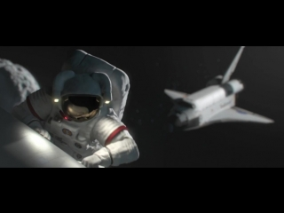 In space life is difficult)