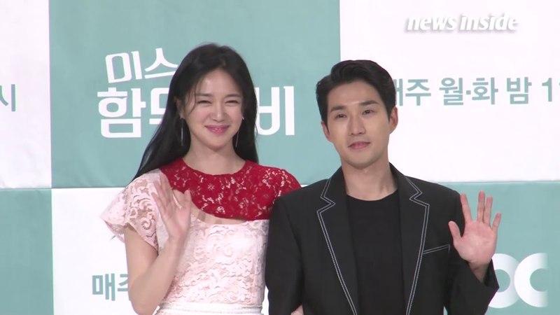 "[SSTV] 류덕환, 제대 후 첫 복귀 ""군바리 티 벗고 싶어"" 웃음 (미스 함무라비)"