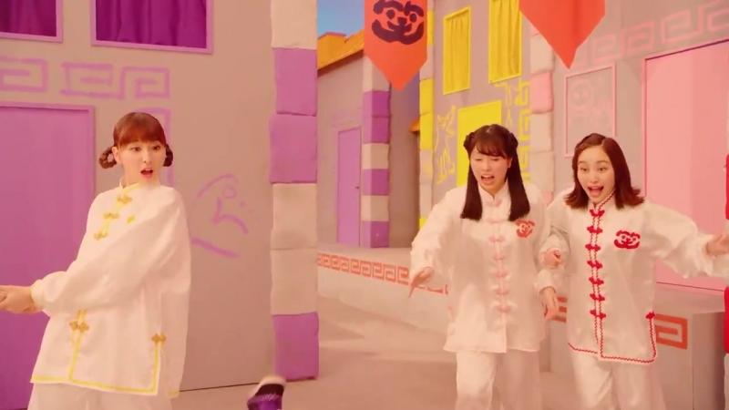 Momoiro Clover Z - Xiao yi Xiao! MV preview