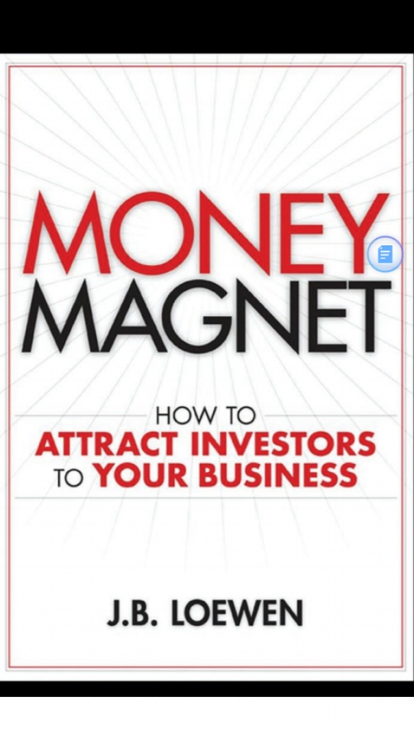 Money Magnet How to Attract Investment
