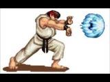 Street Fighter sound Hadouken