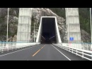 A trip across the new Hardanger Bridge in western Norway