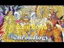 Saint Seiya: Cronología - Capítulo II: En la antigua era mitológica (1º Parte)
