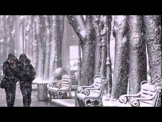 Падал снег Волшебная музыка зимы / Очень красивая музыка / музыка для души