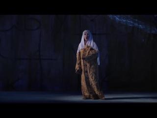 """Опера """"Князь Игорь"""" А.Бородин - """"Плач Ярославны"""". Партию Ярославны исполняет Оксана Шутова"""