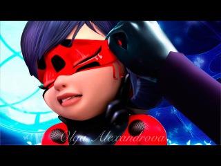 Miraculous Ladybug Speededit: Master Fu Reveals  Adrien and Marinette  The imminent tragedy Ladybug