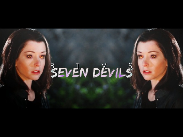 Buffy the vampire slayer | seven devils