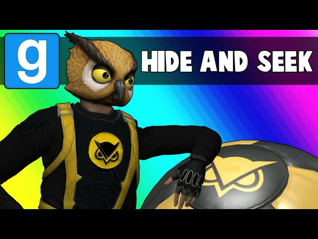 Gmod Hide and Seek Funny Moments - One Last Summer Sport (Garry's Mod)