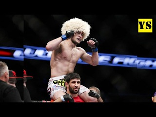 KHABIB ''The Eagle'' NURMAGOMEDOV part I | Yurich SPORT