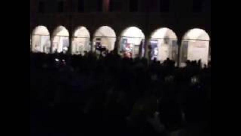 Cavalleria rusticana Piazza del Popolo Ascoli Piceno dedicato
