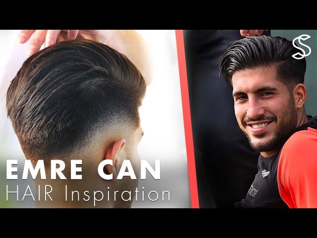 Skin Fade Haircut - New Emre Can 2017 hairstyle - Slikhaar TV