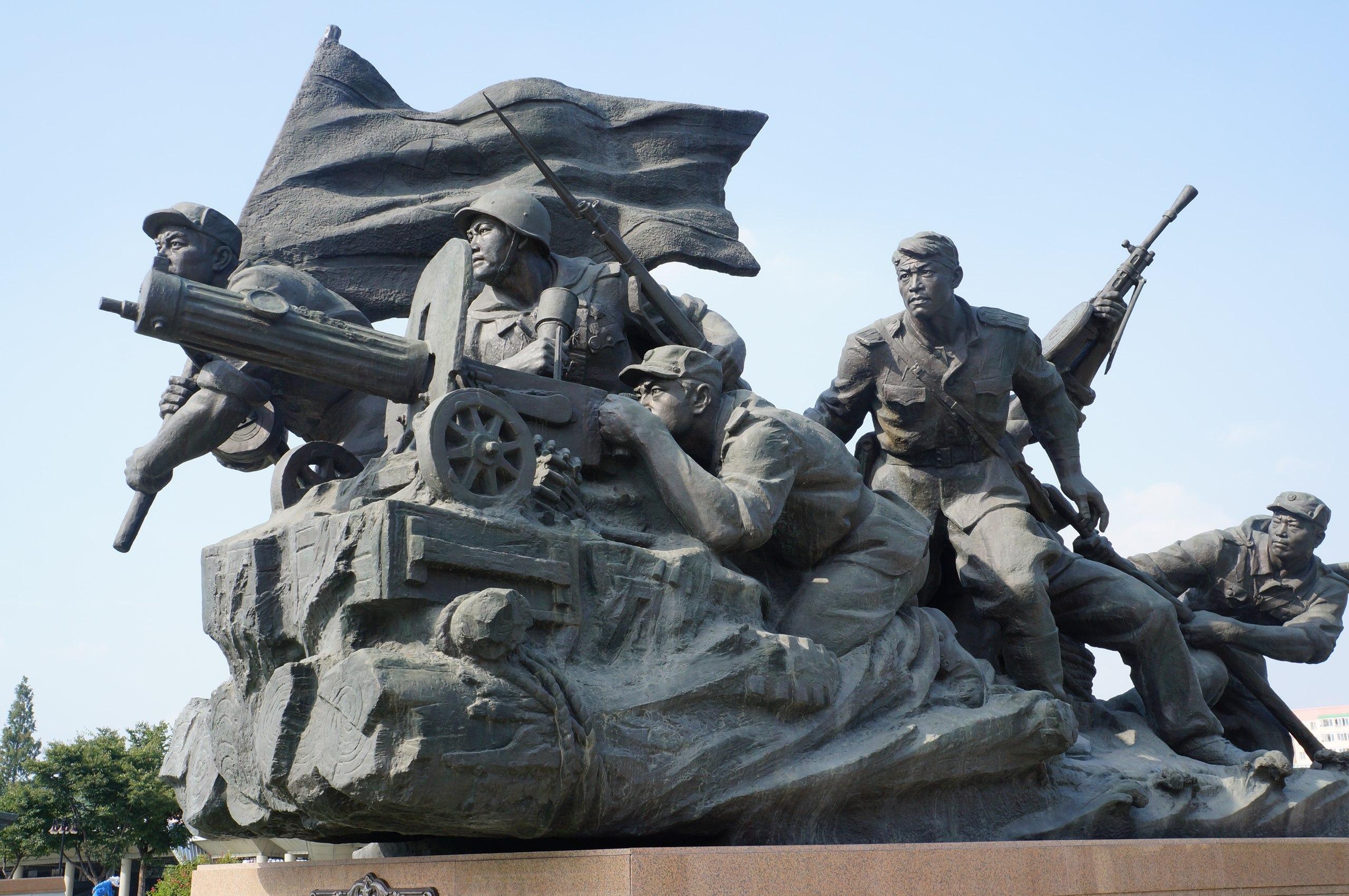 Неделя в Пхеньяне
