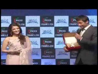 SRK And Hugh Jackman At 'FICCI Frames 2011' Day 3 -