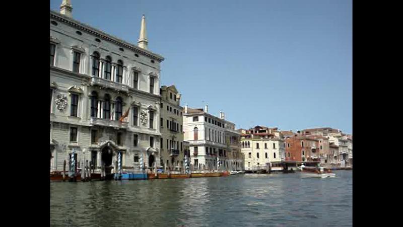 Венеция прогулка по большому каналу