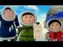 Эскимоска 3 сезон | Новый сосед (17 серия) | Мультик про северный полюс