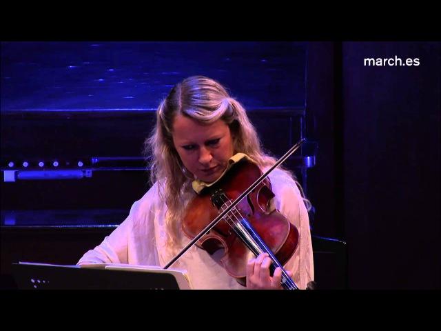 Por Una Cabeza, Carlos Gardel - Tippett Quartet at Fundación Juan March