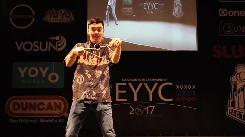 EYYC 2017 1A Open Final 1st Evan Nagao