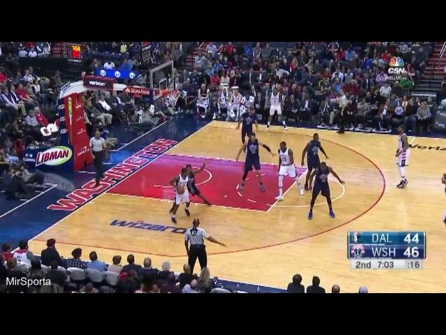 Washington vs Dallas Баскетбол. НБА. Вашингтон Визардз - Даллас Маверикс 16.03.2017