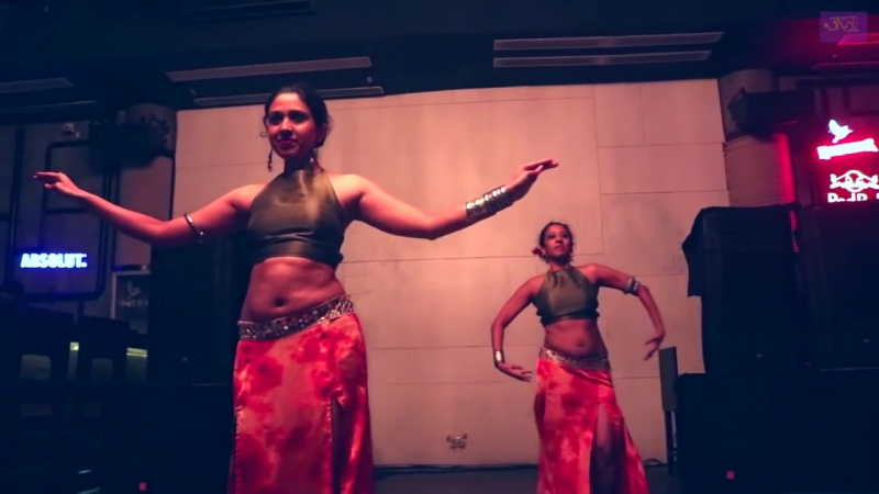 """Indian Summer at """"Open your Wings"""" belly dance Hafla kolkata by Aakriti Prasad"""